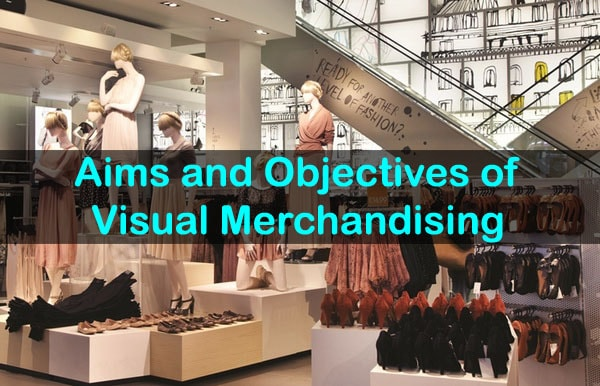 Visual merchandising in fashion retail business