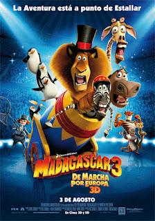 Madagascar 3 - Cartel