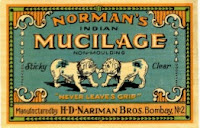 The sticking power of a mucilage bulldog