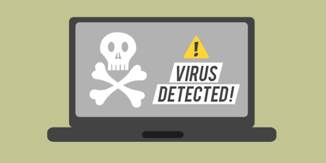 Gejala Umum Serangan Virus Pada Komputer