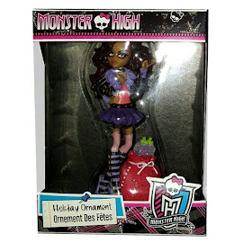 MH Gift Creation Asia Limited Clawdeen Wolf Figure