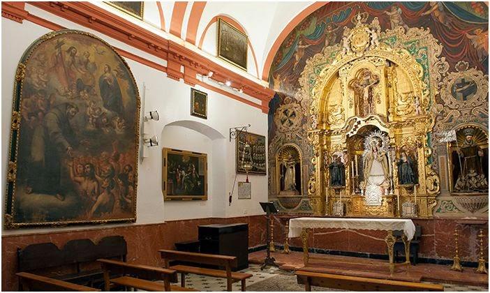 Capilla de los Terceros Calle Cervantes - Sevilla