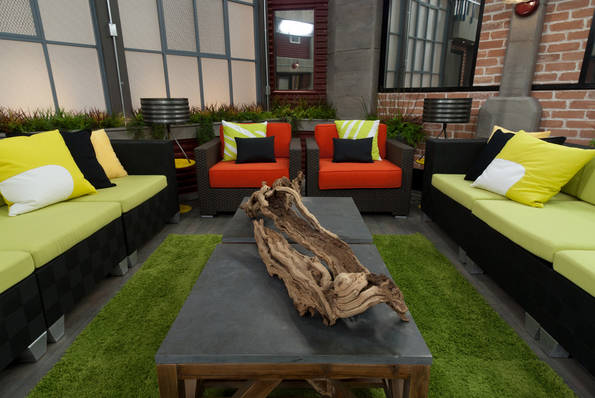 The Head Of Household Room! OK.. *Much* Better! I Was Not Digging The  Original Pic I Saw Of The HoH Room At All, But This I Love.