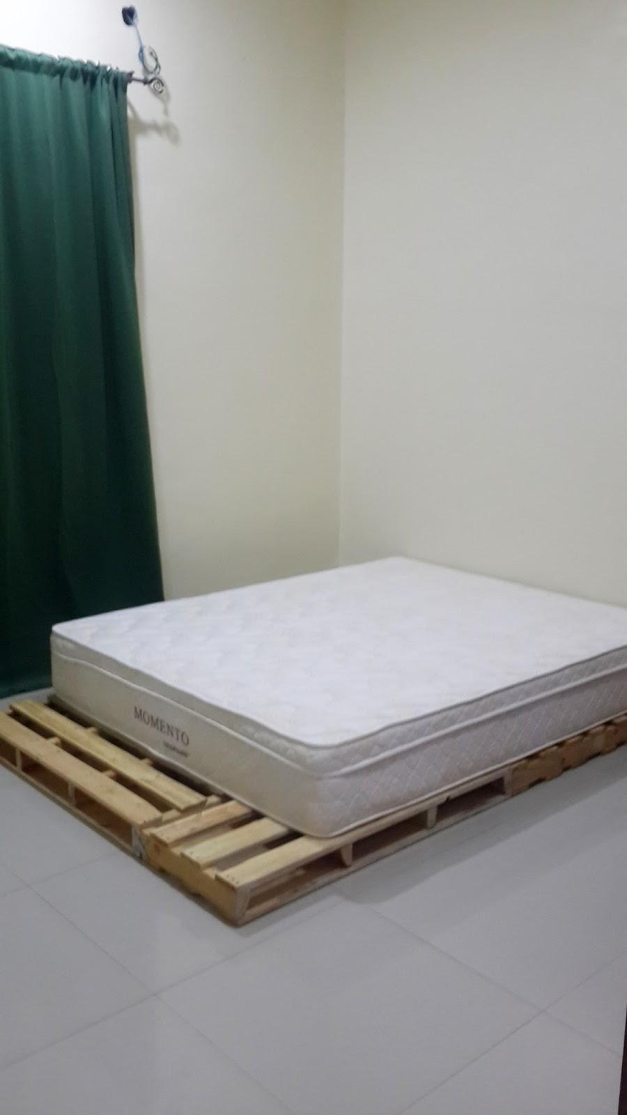 Side Table Sedondon Dengan Katil Pallet Kitorang Beli Kat Ikea Je Rm29 90