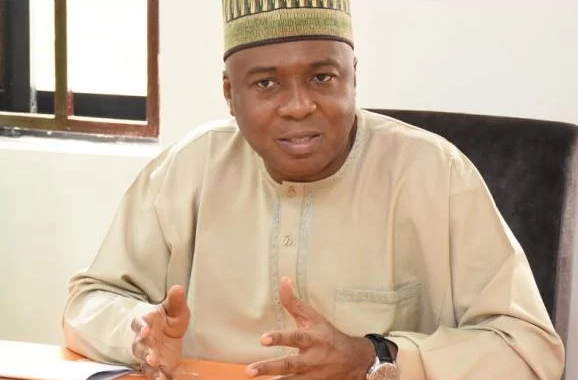 Senate mace theft 'a very primitive adventure' – Saraki