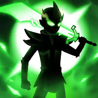 Stickman Shadow Fight Heroes : Legends Stick War Mod Apk (Unlimited Gold/Gems/Stamina/High Attack/God Mode)
