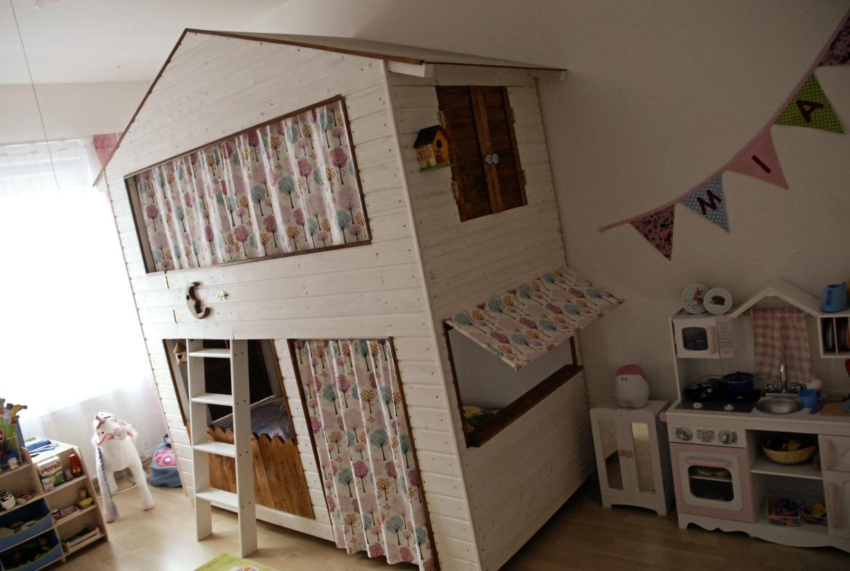 Etagenbett Kinder Haus : Kleines kinderzimmer für zwei kinder neu