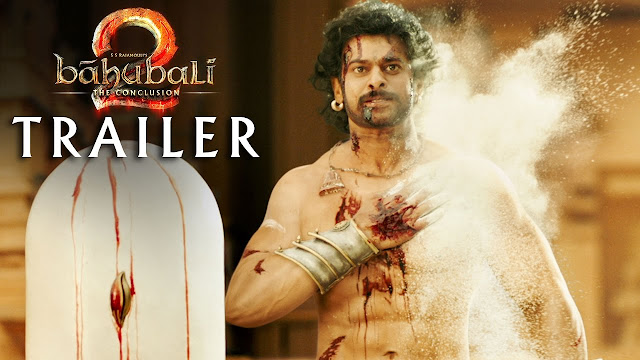 Baahubali 2 - The Conclusion Official Theatrical Trailer | Prabhas, Rana Daggubati | SS Rajamouli