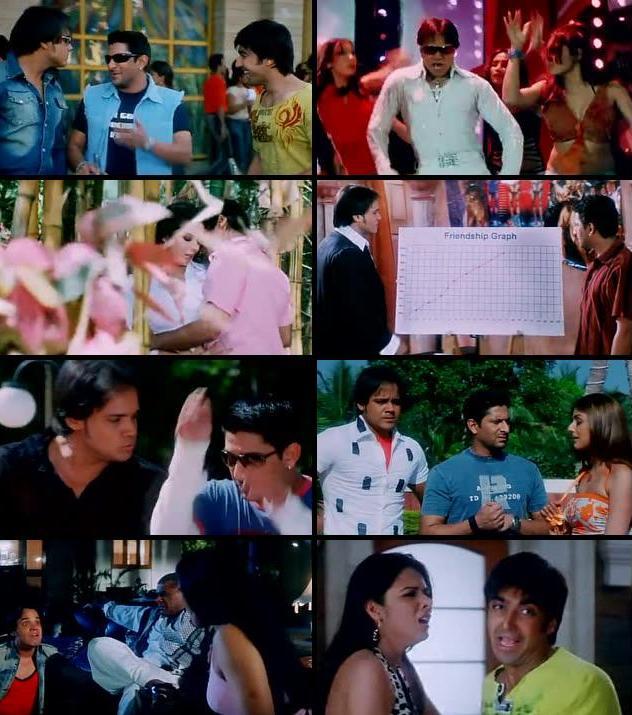Kisse Pyaar Karoon 2009 Hindi 480p DVDRip 350mb