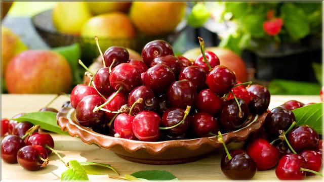 foto buah cherry