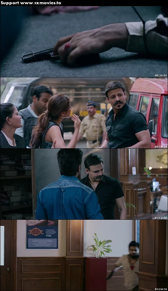Bank Chor 2017 Hindi 720p DVDRip 850mb