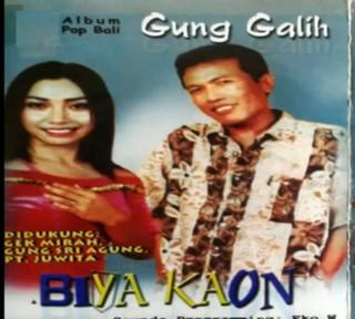Gung Galih Full Album BIYA KAON
