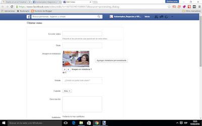 Crear vídeos de presentación con llamada a la acción en facebook 9