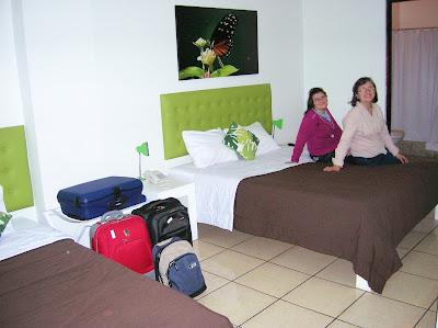 Habitación Cocoon Hotel, San José, Costa Rica, vuelta al mundo, round the world, La vuelta al mundo de Asun y Ricardo, mundoporlibre.com
