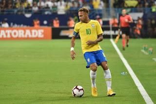 نتيجه مشاهده مباراه الارجنتين والبرازيل اليوم 16-10-2018 انتهت بفوز البرازيل 1 - 0