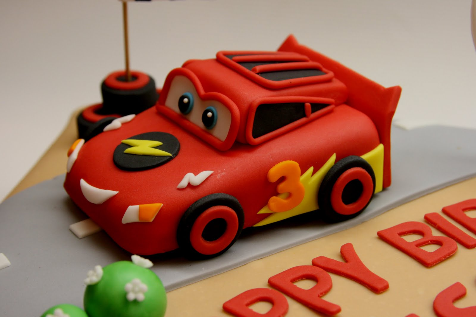 Beautiful Kitchen Lightning Mcqueen And Thomas The Train