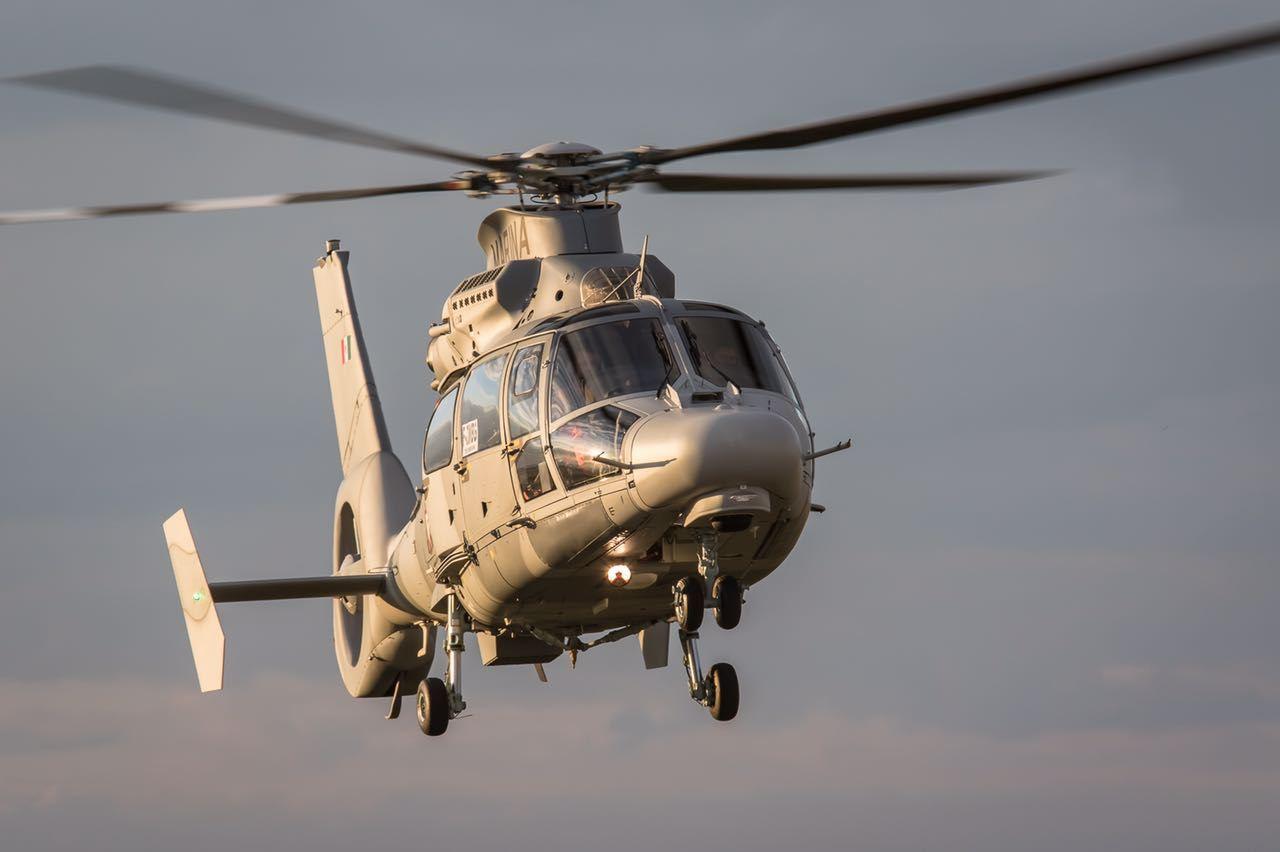 La Marina de México recibe mas helicópteros Panther y Super Puma desde Francia