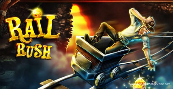 Rail Rush Mod APK 1 9 6 [Unlimited Money/Ads-Free] ~ Hot Shot Gamers