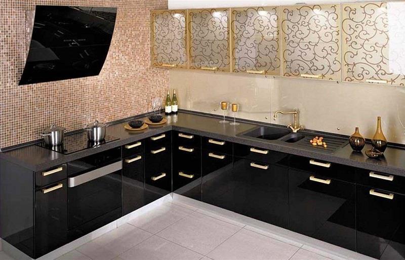 15 Modern Style Kitchen Design Ideas Inspiration Pictures Decor Units