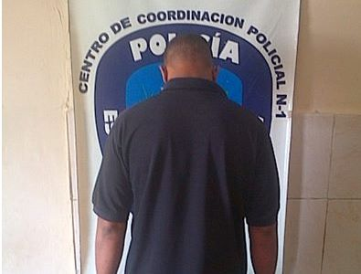 Detenido por violencia de género tras golpear a su ex esposa en San Fernando.