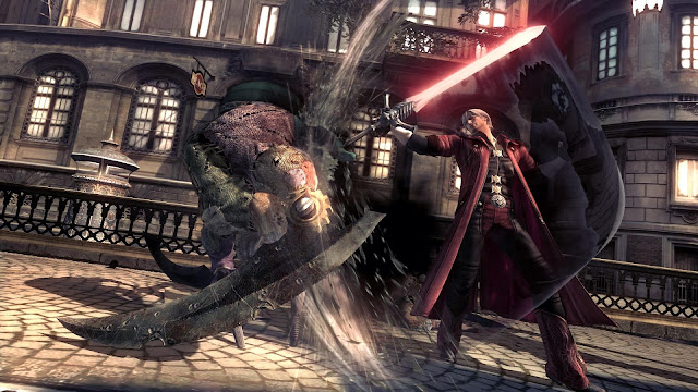 Devil May Cry 4 Special Edition Download PC Free Gameplay