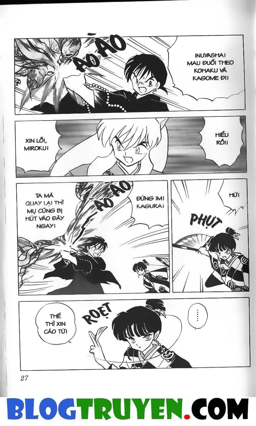 Inuyasha vol 19.2 trang 6