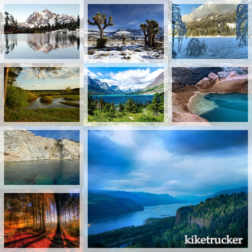 Wallpapers paisajes HD - Pack 22