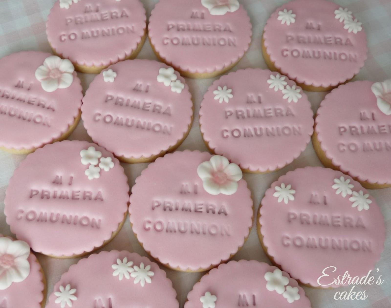 galletas para una primera comunión - 8