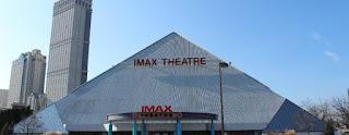 Niagara Falls IMAX Theatre new york