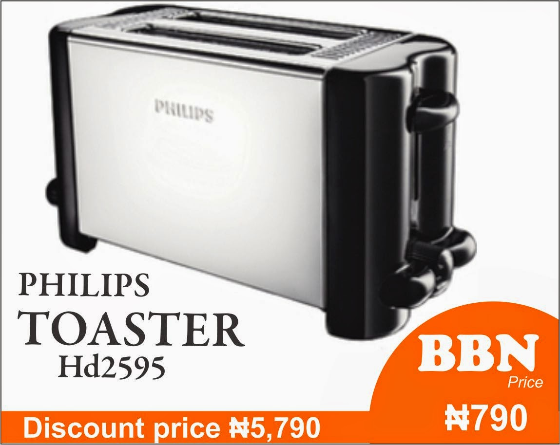 how to use philips toaster