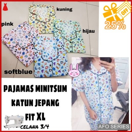 AFO720 Model Fashion Pajamas Minitsum Modis Murah BMGShop