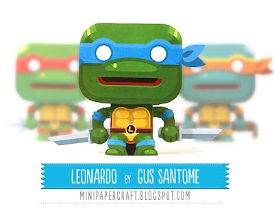 Ninja Turtle Inspired Products and Designs (15) 5