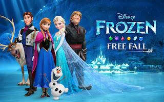 Frozen Free Fall Mod Apk Terbaru