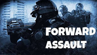 Game Forward Assault by Lucas Wilde
