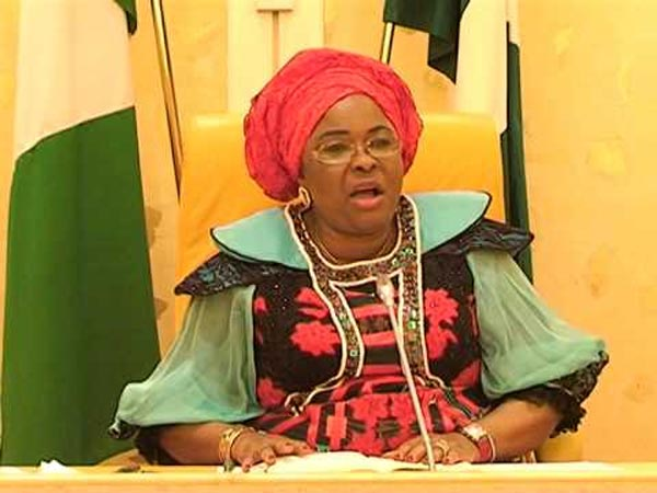 EFCC should return $31m they seized from me - Patience Jonathan
