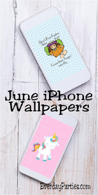 Celebrate summer and decorate your phone with these four free wallpapers perfect for the summer months. You'll find a magical unicorn, father's day tie, summer penguin, and a guardian angel to keep you safe. Come grab yours today!