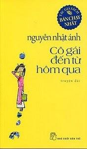 Cô Gái Đến Từ Hôm Qua - Nguyễn Nhật Ánh