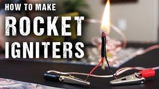Як зробити дистанційний електричний запалювач?