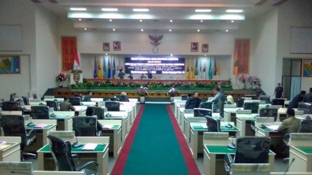 DPRD Provinsi Lampung Setujui Rancangan PPKK