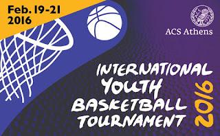 Υπενθύμιση : Στο τουρνουά του ACS η αναπτυξιακή ομάδα των κοριτσιών Παρασκευή Σάββατο και Κυριακή