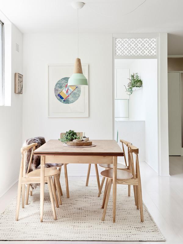 mesa y sillas de diseno vintage chicanddeco