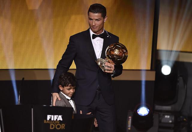 Ronaldo : Ballon d'Or Ini Untuk KEHORMATAN Seluruh Madrisitas Di Dunia