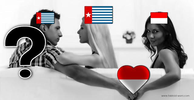 Sandiwara Papua Merdeka: Di Luar Bicara Papua Merdeka, Di Dalam Bicara Indonesia I Love You!