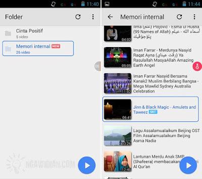 Cara Menampilkan Subtitle Film Dengan MX Player