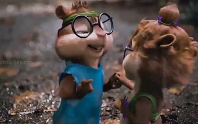 Kaththi – Selfie Pulla – Chipmunks Version