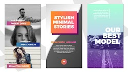 Modern Instagram Stories - After Effects Templates | Motionarray 211364 - Free download