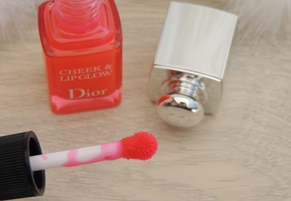 revue avis test dior cheek lip glow
