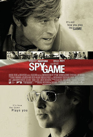 Poster Of Free Download Spy Game 2001 300MB Full Movie Hindi Dubbed 720P Bluray HD HEVC Small Size Pc Movie Only At worldfree4u.com