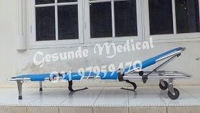 Tandu Lipat Folding Stretcher Almunium YDC-1A3