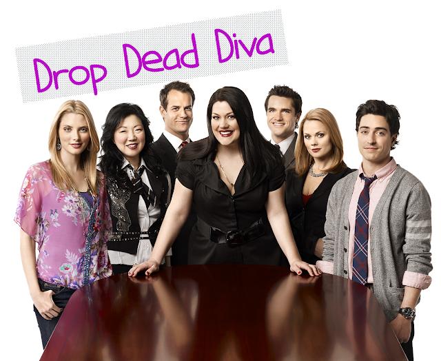 Aparato do entretenimento netflix novidades da semana - Drop dead diva 6 ...